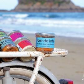 Rillettes de la Paimpolaise / L'Atelier du Cuisinier : le bon goût de la mer en bocal !