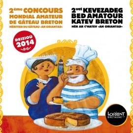 2e concours du gâteau breton : les résultats