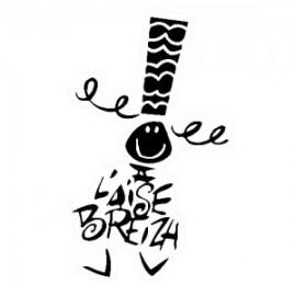 A L'Aise Breizh : de la vaisselle humoristique et moderne