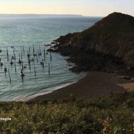 L'émission «Les Carnets de Julie» sillonne la Baie de St-Brieuc