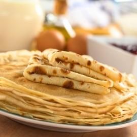 Recette de la Pâte à crêpes au cidre