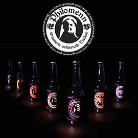 Brasserie Touken / Philomenn : Bières artisanales bretonnes