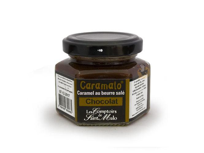Caramel au beurre salé au chocolat Caramalo