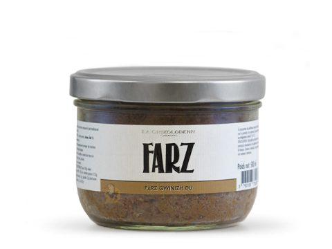 Farz gwinizh du La Chikolodenn