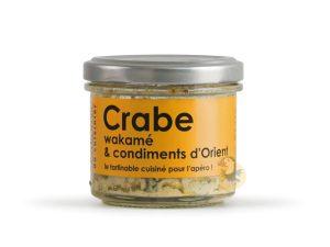 Rillettes de crabe L'Atelier du Cuisinier