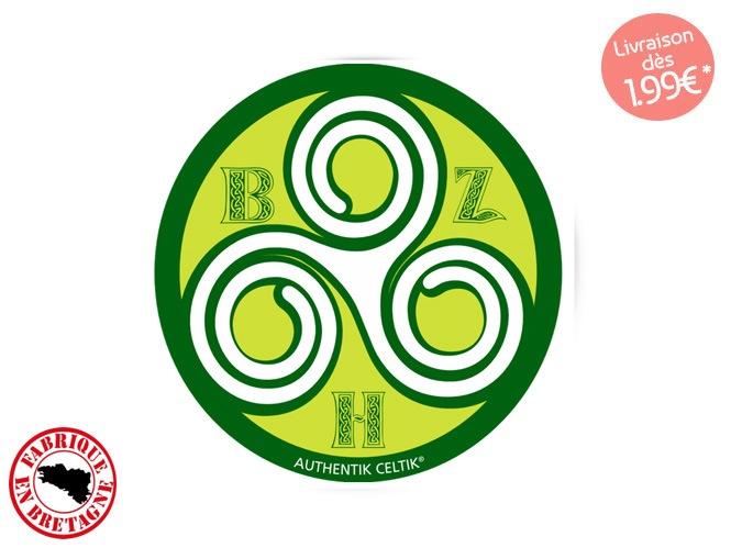 autocollant-triskell-vert-authentik-celtik
