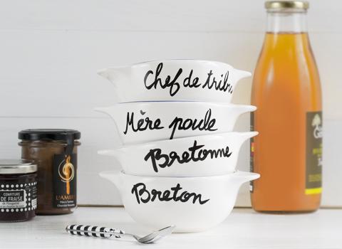 Bols bretons et bolées à cidre