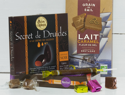 Confiseries et chocolats