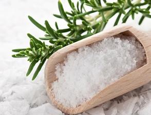 Fleur de sel de Guérande et sels aromatisés