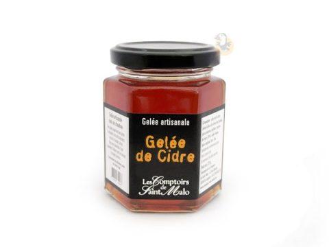 Confit de cidre breton Cour d'Orgère