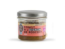 Confit o'oignons de Roscoff AOP La Chikolodenn