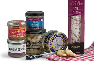 Produits de terroir bretons