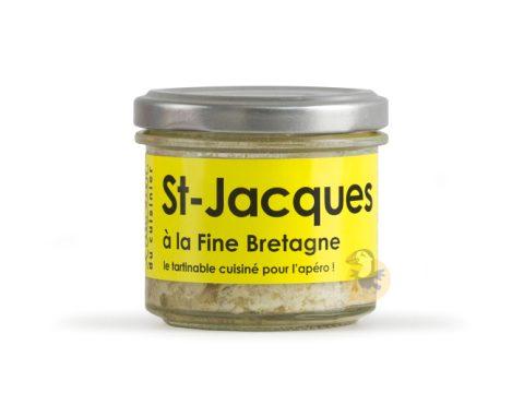 Rillettes de Saint-Jacques L'Atelier du Cuisinier