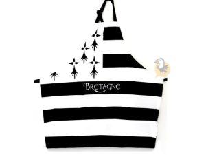 Tablier drapeau breton