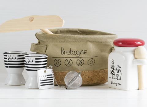 Ustensiles de cuisine bretonne