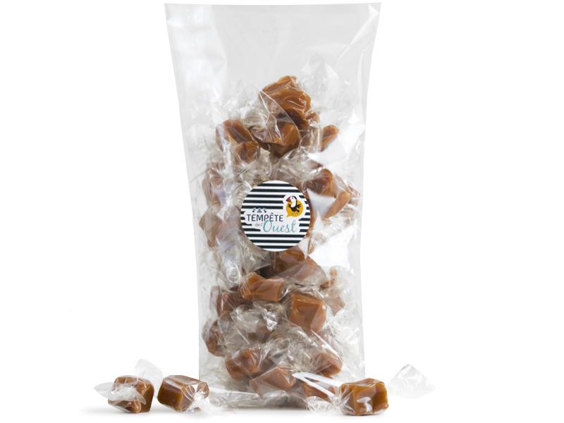 Sachet de caramels