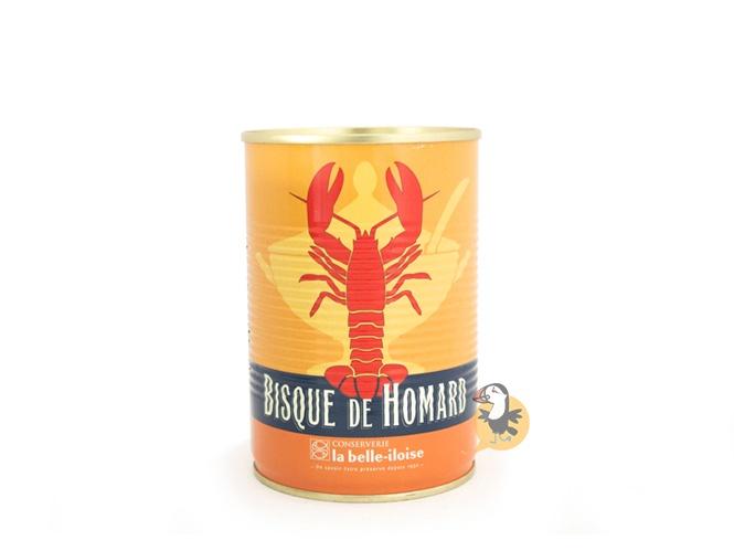 Bisque homard Belle-Iloise