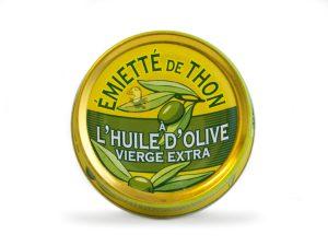 Thon huile d'olive Belle-Iloise