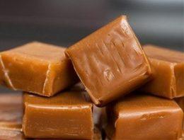 Bonbons au caramel beurre salé