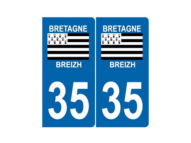 autocollant-plaque-bretagne-35