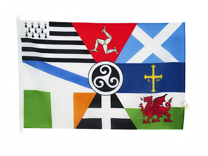 Drapeau Interceltique 90x60