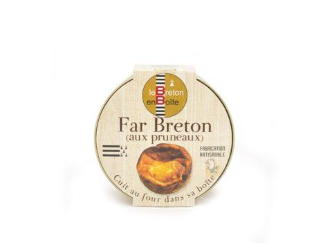 Far breton en boite