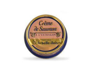 Crème de saumon à l'estragon