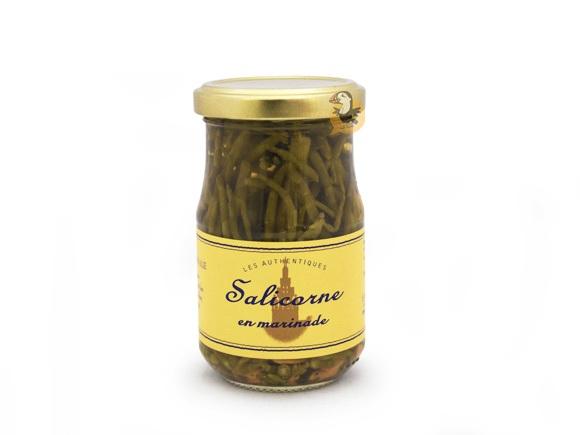 Salicorne en marinade