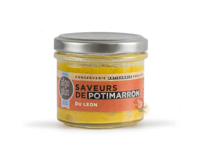 Tartinable de légumes au potimarron