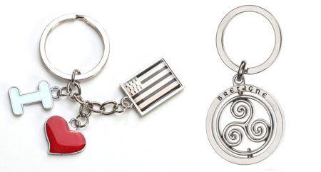 Porte-clés bretons