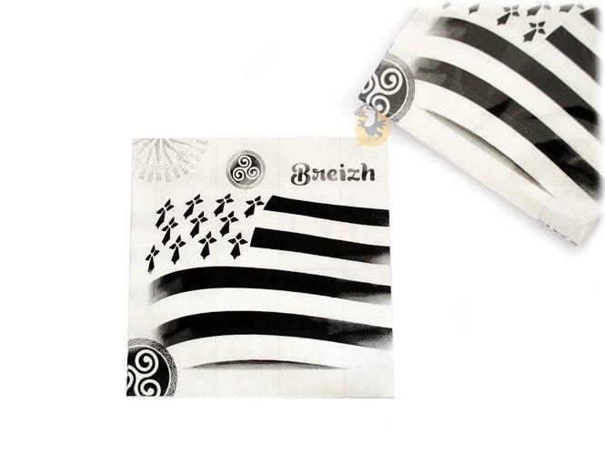 serviettes-papier-drapeau-bretagne-breizh
