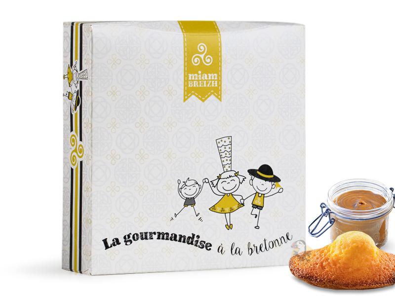 madeleines bretonnes