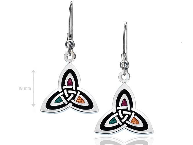 boucles-oreilles-noeud-celtique-multicolore
