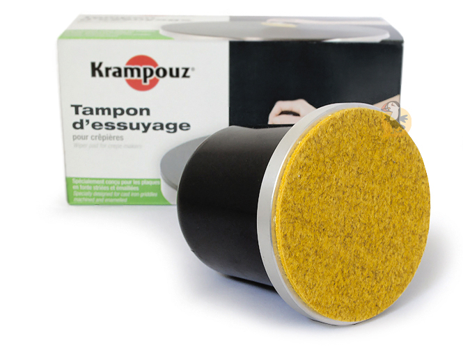 tampon-essuyage-crepiere-rond