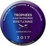 trophées gastronomie bretonne