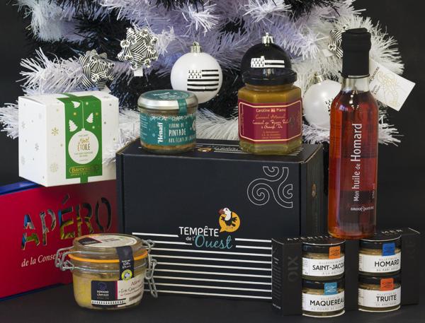 Cadeaux gourmands / gastronomiques