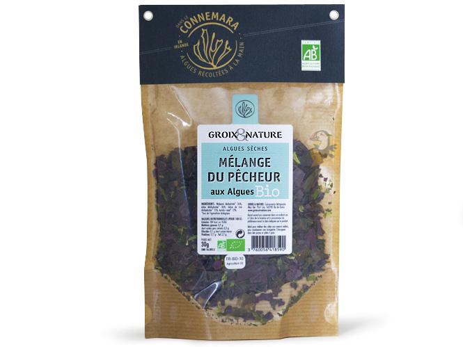 Algues herbes du pecheur