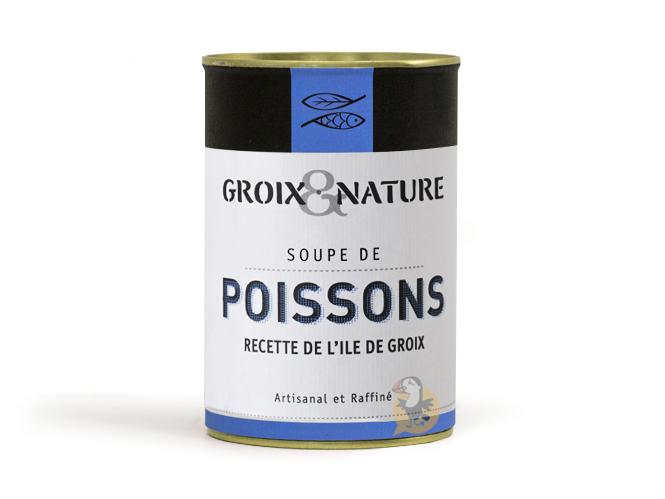 Soupe de poissons Godaille