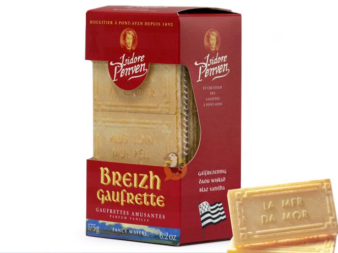 gaufrettes bretonnes