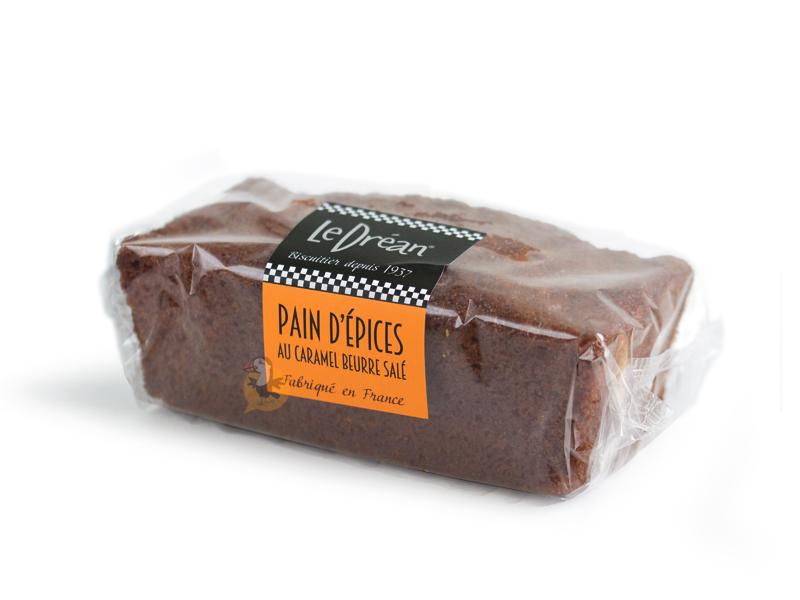 pain d epices au caramel beurre sale 250g