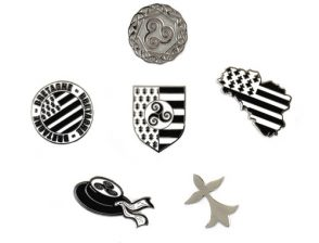 Pin's et badges bretons
