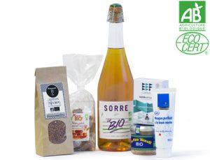 Produits bretons BIO